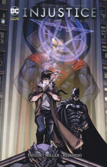 Injustice. Gods among us. 5. - Tom Taylor   Thecosgala.com