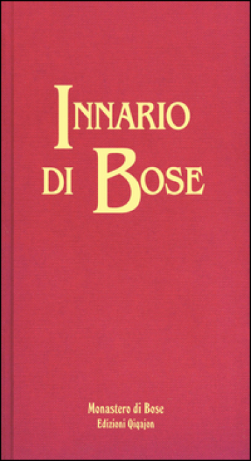 Innario di Bose - Comunità di Bose |