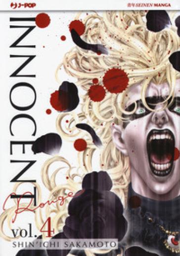 Innocent Rouge. 4. - Shin'ichi Sakamoto |