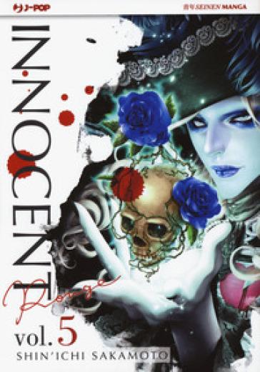 Innocent Rouge. 5. - Shin'ichi Sakamoto | Rochesterscifianimecon.com