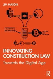 Innovating Construction Law
