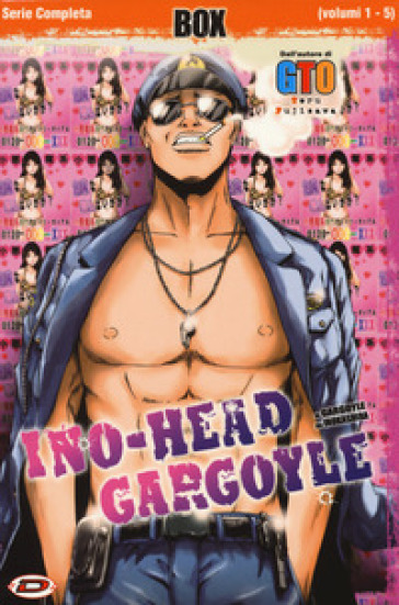 Ino-Head Gargoyle. 1-5. - Toru Fujisawa | Rochesterscifianimecon.com