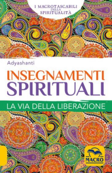 Insegnamenti spirituali. Guida pratica all'illuminazione e al risveglio - Adyashanti |