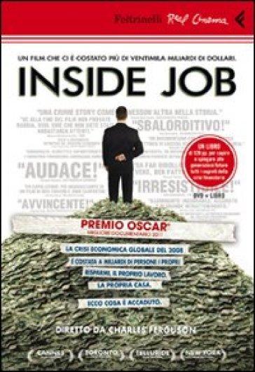 Inside job. DVD. Con libro - Charles Ferguson |