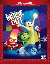 Inside out (2 Blu-Ray)(2D+3D)