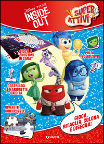 Inside out. Con adesivi