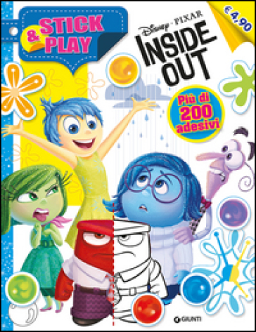 Inside out. Stick & play. Con adesivi