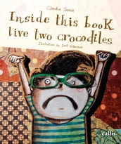 Inside this book live two crocodiles
