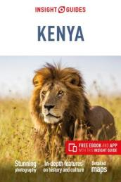 Insight Guides Kenya (Travel Guide with Free eBook)