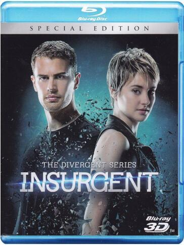 Insurgent - The divergent series (2 Blu-Ray)(special edition)