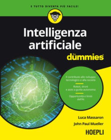 Intelligenza artificiale for dummies - Luca Massaron |
