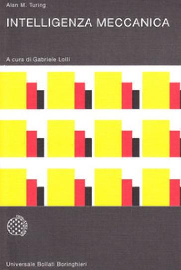 Intelligenza meccanica - Alan M. Turing pdf epub