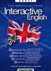Interactive english. CD-ROM
