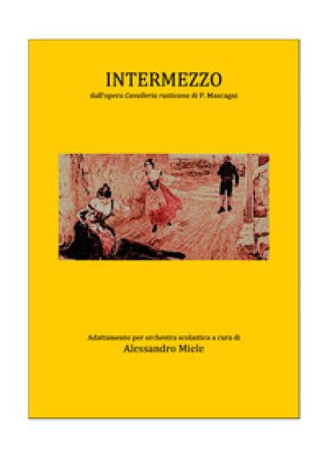 Intermezzo - Alessandro Miele | Thecosgala.com