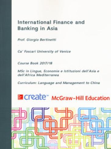 International finance and banking in Asia - Giorgio Bertinetti | Jonathanterrington.com