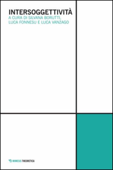 Intersoggettività - S. Borutti pdf epub