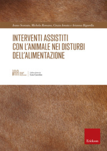 Interventi assistiti con l'animale nei disturbi dell'alimentazione