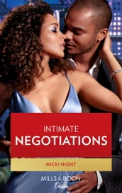 Intimate Negotiations (Mills & Boon Desire) (Blackwells of New York, Book 1)