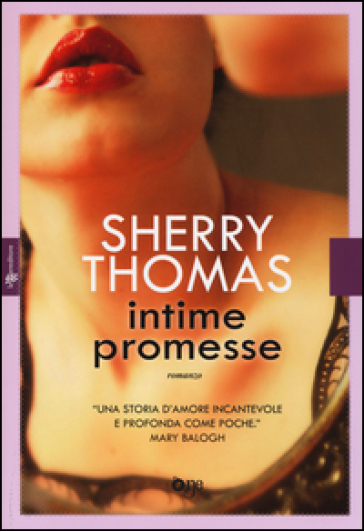 Intime promesse - Sherry Thomas pdf epub