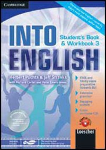 Into english. Student's book-Workbook. Per le Scuole superiori. Con CD Audio. Con DVD-ROM. Con espansione online. 3.
