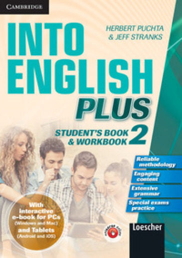 Into english plus. Con e-book. Con espansione online. Per le Scuole superiori. 2.