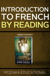 Introduction to French by Reading Urban Fantasy