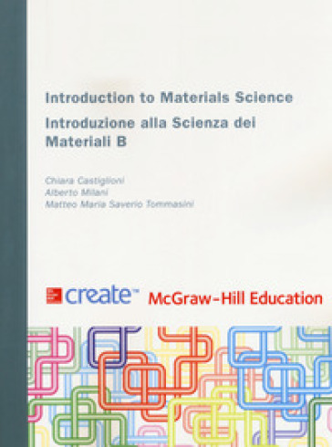 Introduction to materials science - Chiara Castiglioni |