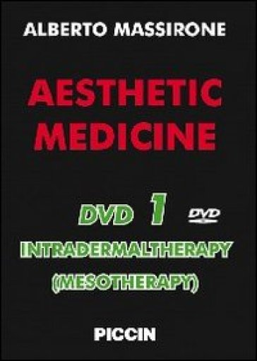 Introduzione all'intradermoterapia. Ediz. inglese. DVD. 1.