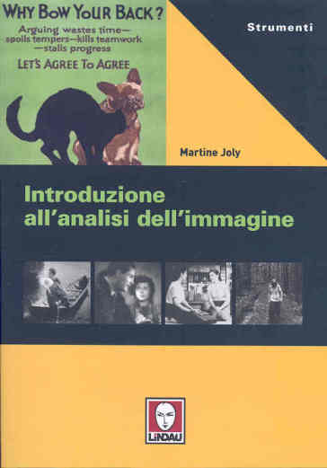 Introduzione all'analisi dell'immagine - Martine Joly |