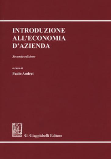 Introduzione all'economia d'azienda - P. Andrei pdf epub