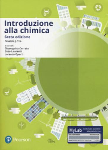 Introduzione alla chimica. Ediz. Mylab. Con Contenuto digitale per download e accesso on line - Nivaldo J. Tro |