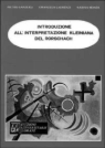 Introduzione alla interpretazione kleiniana del Rorschach - Pietro Ganzerli |