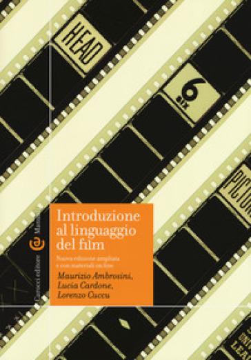 Introduzione al linguaggio del film. Ediz. ampliata. Con aggiornamento online - Maurizio Ambrosini | Ericsfund.org