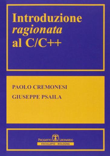Introduzione ragionata al CC++ - Paolo Cremonesi | Jonathanterrington.com