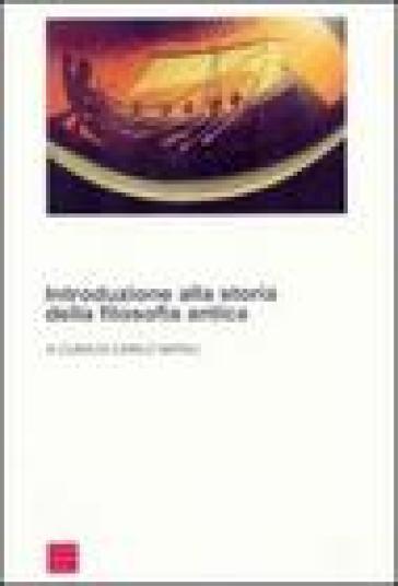 Introduzione alla storia della filosofia antica - C. Natali   Ericsfund.org
