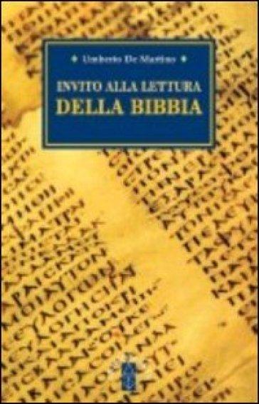 Invito alla lettura della Bibbia - Josemaría Escrivá de Balaguer  