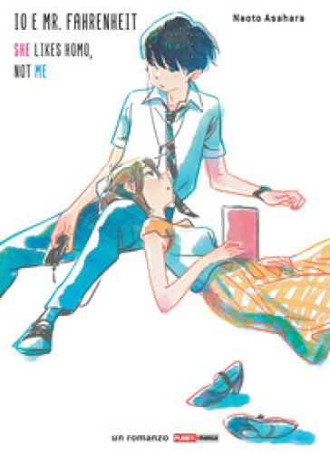 Io e mr. Fahrenheit. She likes homo, not me - Naoto Asahara | Thecosgala.com