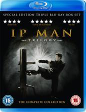 Ip Man 1 2 & 3 Box Set (3 Blu-Ray) [Edizione: Regno Unito]