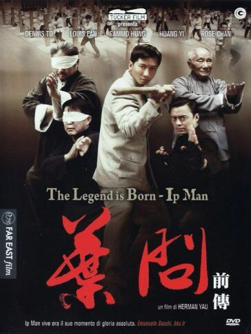 Ip man - The legend is born (DVD)