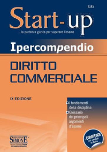 Ipercompendio diritto commerciale -  pdf epub
