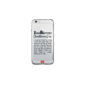 Iphone 6 Clear Case - Book Lover
