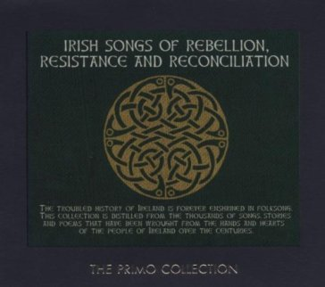 Irish songs of rebellion