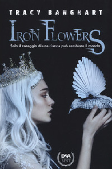 Iron Flowers - Tracy Banghart | Thecosgala.com