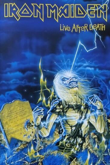 Iron Maiden - Live After Death (2 Dvd)