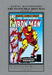 Iron Man Masterworks Vol. 13