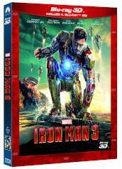 Iron man 3 (2 Blu-Ray)(2D+3D)