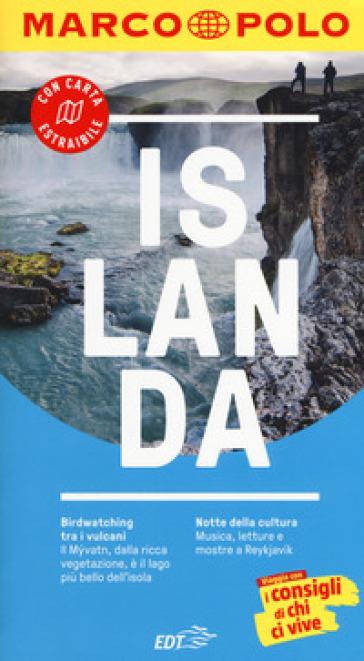 Islanda. Con atlante stradale - Sabine Barth pdf epub