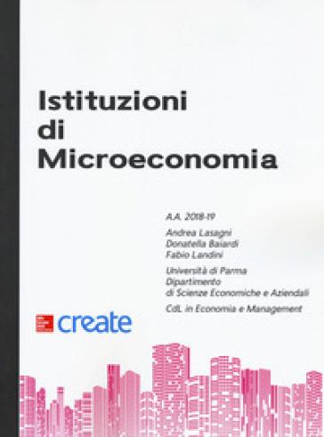 Istituzioni di microeconomia - Andrea Lasagni | Jonathanterrington.com