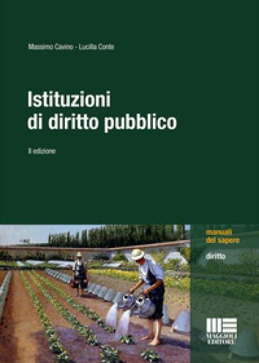 Istituzioni di diritto pubblico - Massimo Cavino | Thecosgala.com