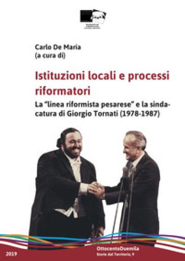 Istituzioni locali e processi riformatori. La